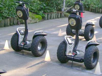 segway fort wildernessx