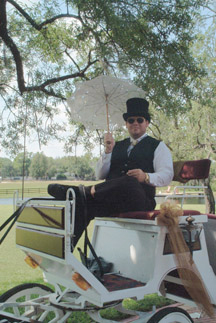 mt dora carriage