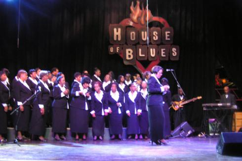 hob gospel brunch