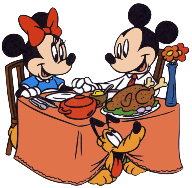 mickey-minnie-dinner