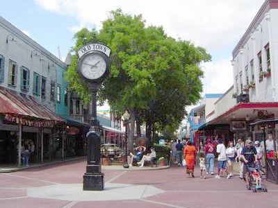 Old Town Kissimmee Disney Secrets