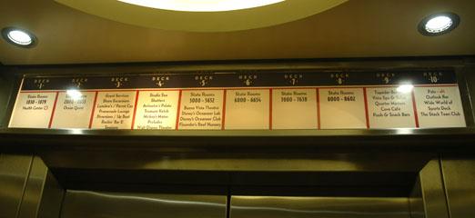elevator-information-sign