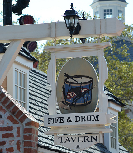 Epcot-Fife-Drum-Tavern