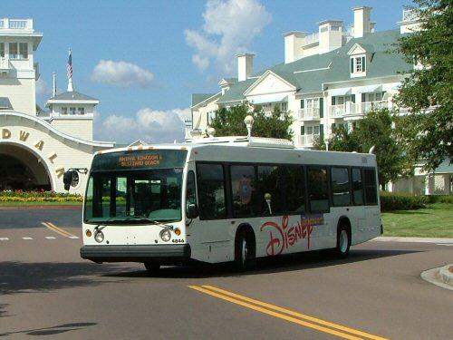 Disney Bus Transportation Disney Secretsdisney Secrets